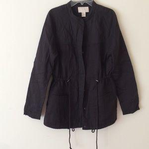 H &M cotton jacket
